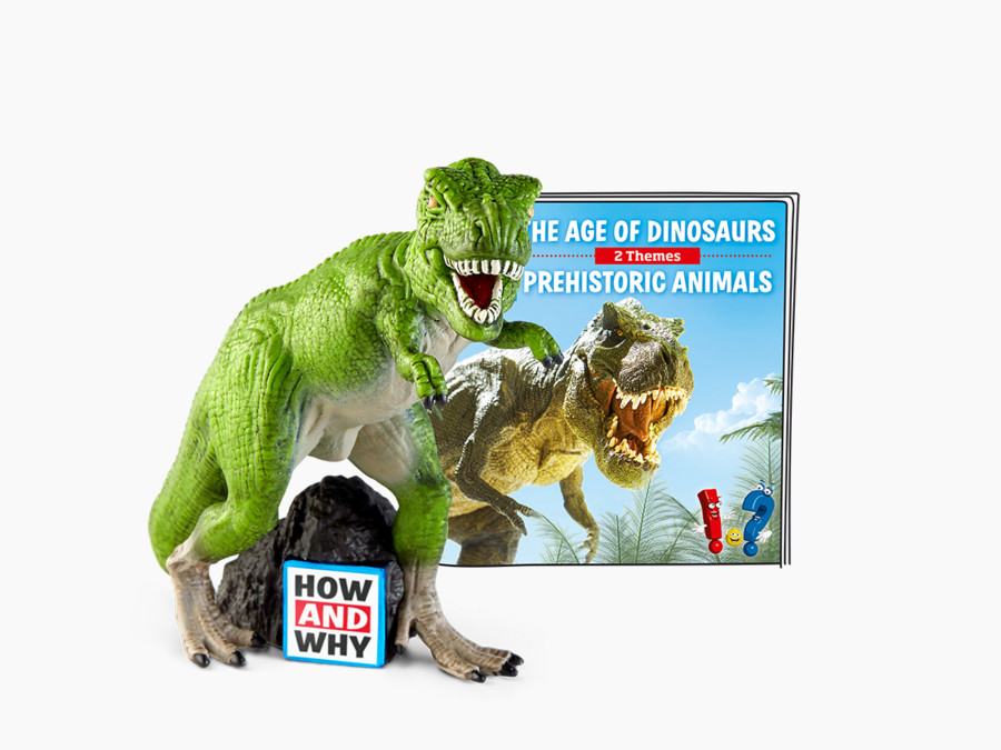 The Age of Dinosaurs / Prehistoric Animals