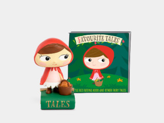 Little Red Riding Hood and other fairy tales (Englische Version)