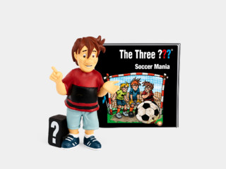 The Three ??? - Soccer Mania