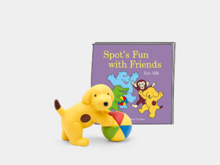 Spot's Fun with Friends