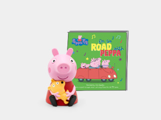 On the Road with Peppa Pig
